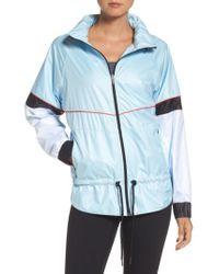 a76f8a34fc8 Zella Streamline Jacket in Gray