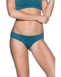 Maaji | Everglade Sublime Signature Cut Reversible Bikini Bottoms | Lyst