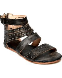 Bed Stu - Artemis (nectar Tan Lux Leather) Women's Sandals - Lyst