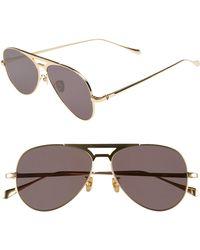 38716d6685 Valley Eyewear - Manubrium Zero 58mm Navigator Sunglasses - - Lyst