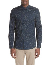 PS by Paul Smith - Printed Shirt - Lyst