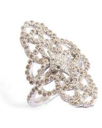 Armenta - New World Cravelli Eternity Diamond Ring - Lyst