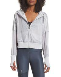 Alo Yoga - Aqua Jacket - Lyst