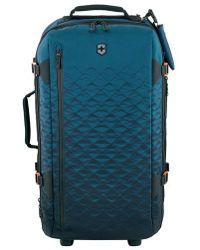 Victorinox - Victorinox Swiss Army Vx Touring Medium Wheeled Duffel Bag - Lyst