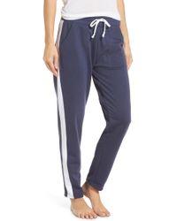 Alternative Apparel - Stripe Track Pants - Lyst