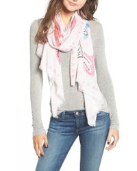 Kate Spade - Love Potions Scarf - Lyst