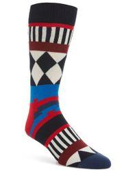Happy Socks - Disco Tribe Socks - Lyst