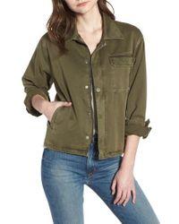 Hudson Jeans - Route Field Jacket - Lyst