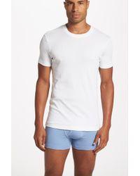 2xist Pima Cotton Slim Fit Crewneck T-shirt