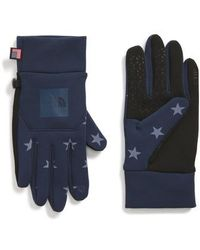 The North Face - E-tip Gloves - Lyst
