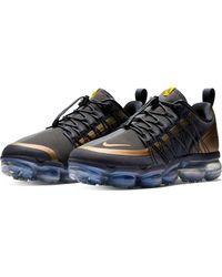 5865e865d96b Lyst - Nike Air Vapormax Flyknit Utility Sneaker in Black for Men ...