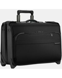 Briggs & Riley | 'baseline' Rolling Carry-on Garment Bag | Lyst