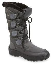 Pajar - 'riga' Waterproof Ice Grippers Boot - Lyst