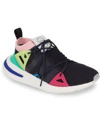 908d773b403 adidas Arkyn Sneaker in Black - Lyst