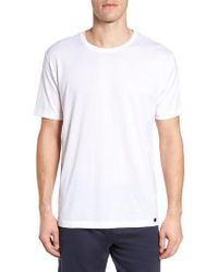 Hanro - Night & Day Crewneck T-shirt - Lyst