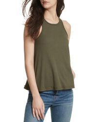 Free People | 'long Beach' Tank | Lyst