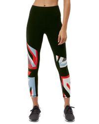 Sweaty Betty - Power Union Jack Ankle Leggings - Lyst