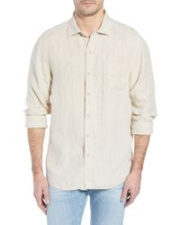 Tommy Bahama - Seaspray Breezer Standard Fit Linen Sport Shirt - Lyst