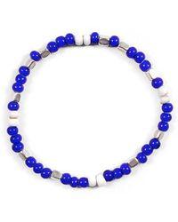 George Frost - Cool Morse Bracelet - Lyst
