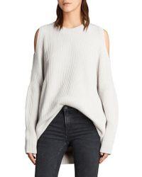 AllSaints - Lizzie Sweater - Lyst