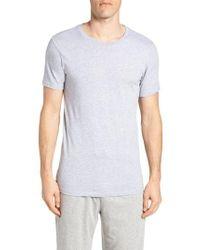 Lacoste - 3-pack Slim Fit Crewneck T-shirts - Lyst