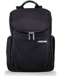 Briggs & Riley - Sympatico Nylon Backpack - - Lyst