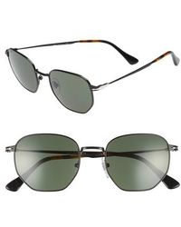 Persol - Irregular 52mm Sunglasses - Lyst