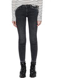 AllSaints - Mast Ankle Skinny Jeans - Lyst a0cc9d8fc