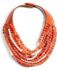 Fairchild Baldwin - Amelia Bella Beaded Collar Necklace - Lyst