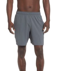 Under Armour - Dockside Volley Swim Trunks - Lyst