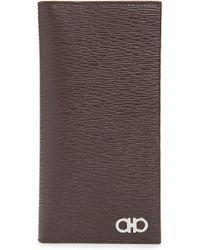 Ferragamo - Revival Breast Pocket Wallet - Lyst