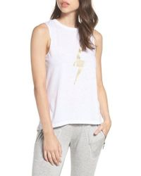David Lerner | High/low Muscle Tank | Lyst