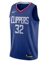Nike - Los Angeles Clippers Blake Griffin Icon Edition Swingman Women's Nba Jersey - Lyst