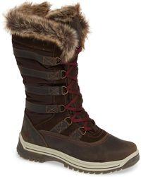 Santana Canada - Milani Waterproof Faux Fur Boot - Lyst