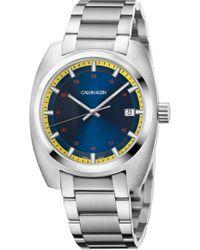 Calvin Klein - Achieve Bracelet Watch - Lyst