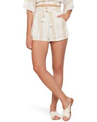 L*Space - Cover-up Shorts - Lyst