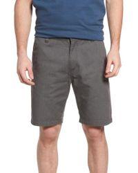 Volcom - Drifter Modern Chino Shorts - Lyst
