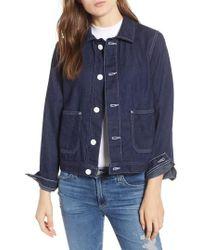 AG Jeans - Avenall Jacket - Lyst