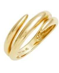 Bony Levy - Ofira 14k Gold Coil Wrap Ring (nordstrom Exclusive) - Lyst
