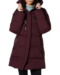 Helly Hansen - Adore Insulated Water Repellent Puffy Parka - Lyst