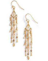 Chan Luu - Picture Jasper Chain Earrings - Lyst