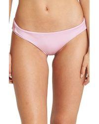 Billabong - Sol Searcher Lowrider Bikini Bottoms - Lyst
