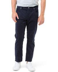 7 Diamonds - Courtland Slim Fit Corduroy Pants - Lyst