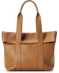 Shinola - Cass Leather Tote - Lyst