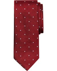 Brooks Brothers - Small Dot Silk Tie - Lyst
