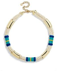 BaubleBar - Capulet Statement Necklace - Lyst