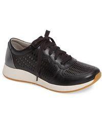 Dansko - Charlie Perforated Sneaker - Lyst