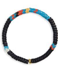 George Frost - Stone Bead Bracelet - Lyst