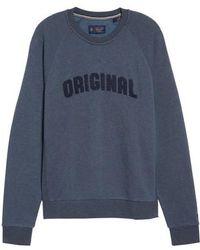 Original Penguin | Boucle Sweatshirt | Lyst