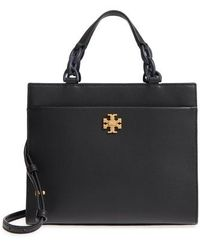 Tory Burch - Kira Small Leather Tote - Lyst